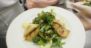 Dinner, Natural Gourmet Institute, via FB