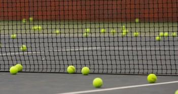 Tennis Court via City Parks Foundation