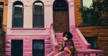 solange pink house