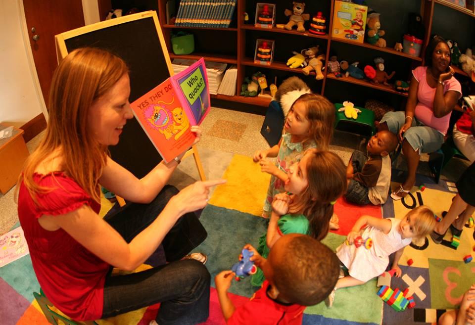 Children Storytime via BPL