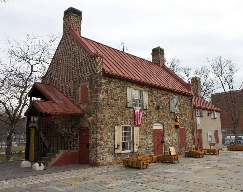 old stone house via fb