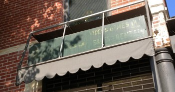 Ghost Sign: Sea View, 164 5th Ave