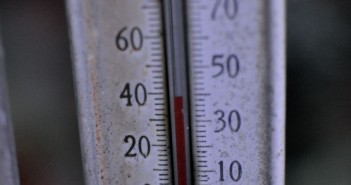 Thermometer, cold