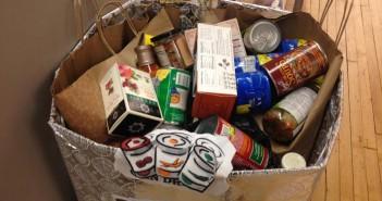Canned Food Drive via City Harvest on FB