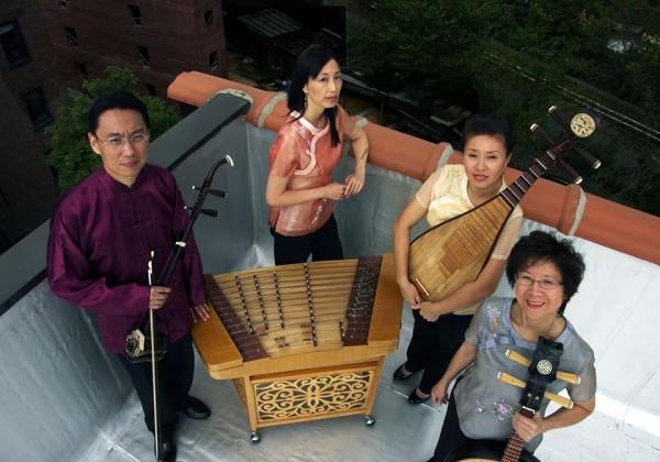 Music From China, via FB