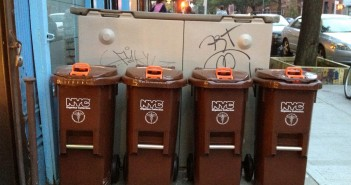 Organics Recycling Bins