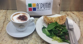 A'Putia: Our Mezzaluna Quiche