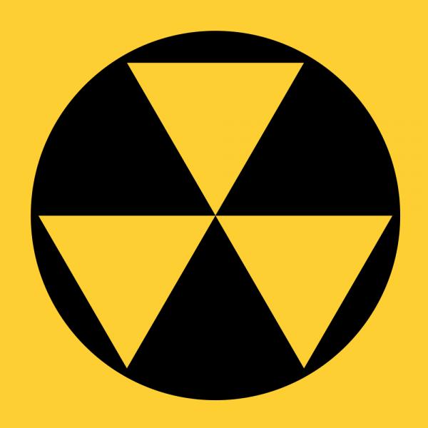 Fallout shelter symbol