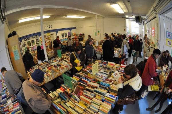 Park Slope United Methodist Book Sale via FB