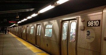 Subway: F train at 4th Ave 9th St Station