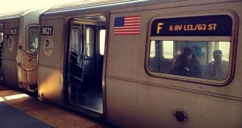 F Train at 4th Avenue/9th Street