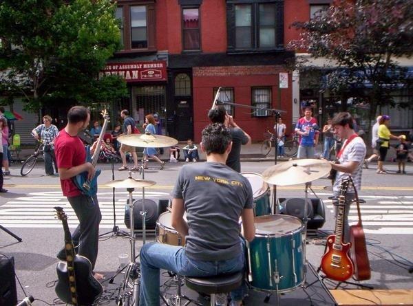 Make Music New York via MMNY/Evan Hammer on Flickr