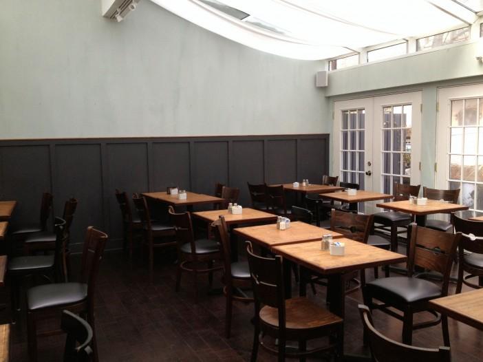 Dizzy's Diner back room