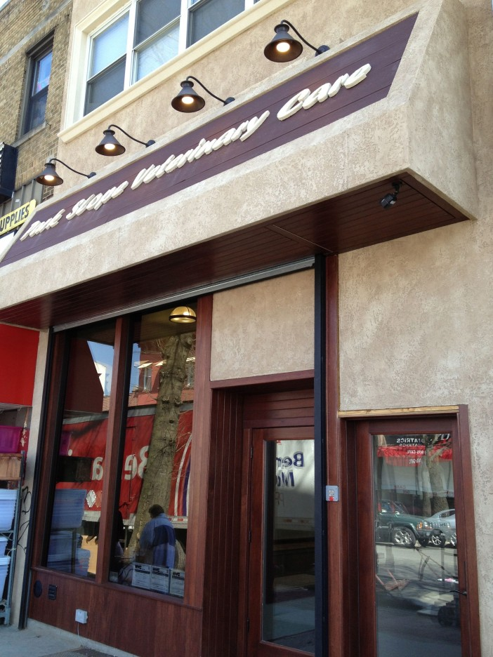 Park Slope Veterinary Care new office, 417 5th Avenue