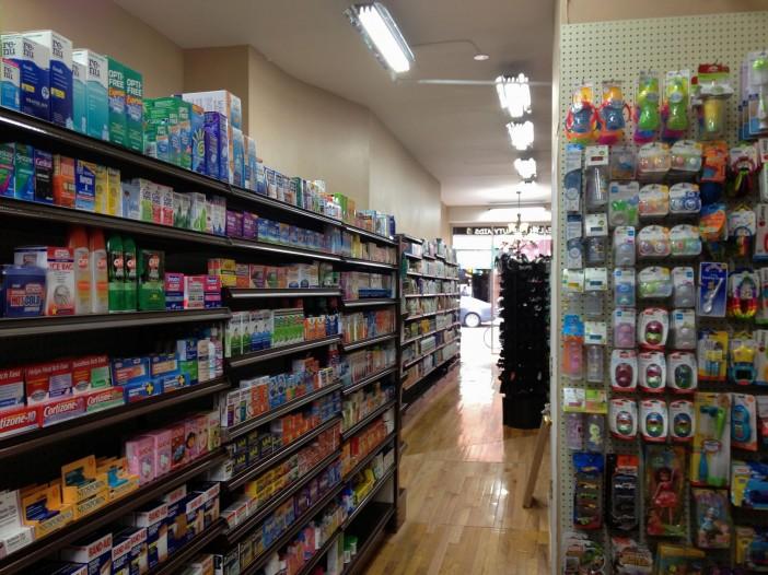 Inside Pure Essentials, 234 5th Avenue