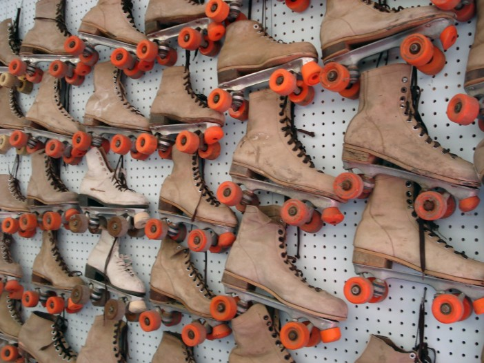 Roller Skates by Mykl Roventine on Flickr
