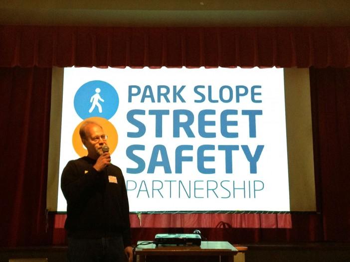 Vision Zero Meeting: Eric McClure, Park Slope Street Safety Partnership