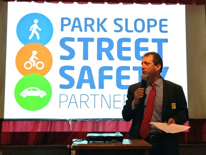 Vision Zero Meeting: Councilmember Brad Lander