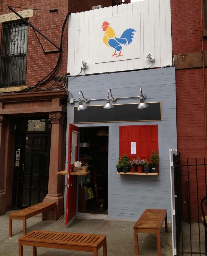 Wangs Chicken, 671 Union Street