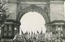 (crop) Memorial Day at Grand Army Plaza via Brooklyn Visual Heritage