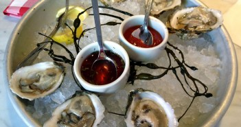 oysters at Grand Central Oyster Bar Brooklyn