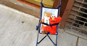 Stuffed Animals Stroller