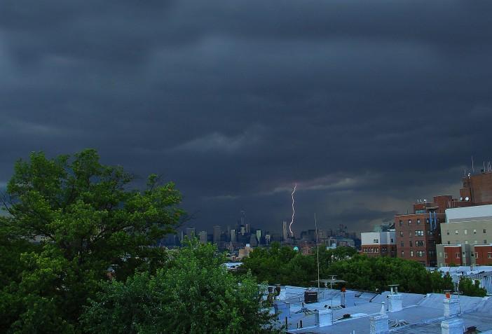 Lightning by Steve McGill